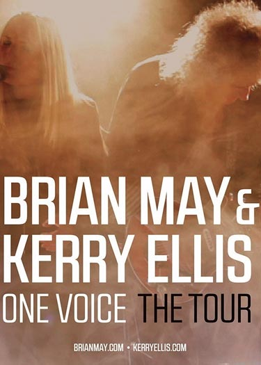 Brian May & Kerry Ellis