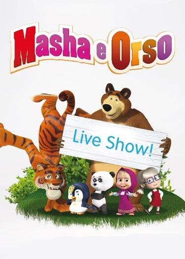 Masha E Orso live