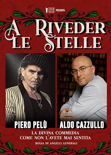 Piero Pelù e Aldo Cazzullo