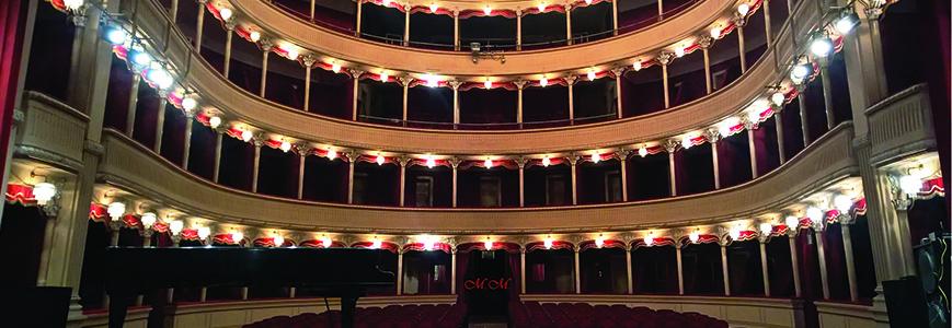 Teatro Maria Caniglia